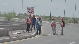 Entrega Gobernadora tramo del bulevar Quintero Arce