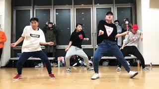シンタロウダンス教室 長沼 Lesson Movie 2018.02