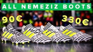 CHEAP vs EXPENSIVE adidas Nemeziz 17 football boots explained