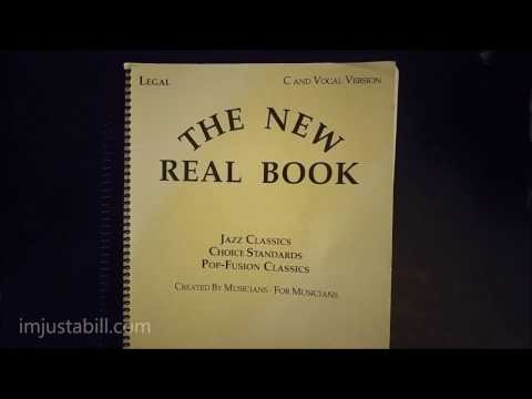 Real Books, Fake Books, and other Sheet Music Books