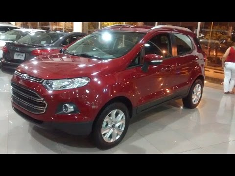 ford ecosport 4x2 titanium at 2016 parte 2 youtube. Black Bedroom Furniture Sets. Home Design Ideas