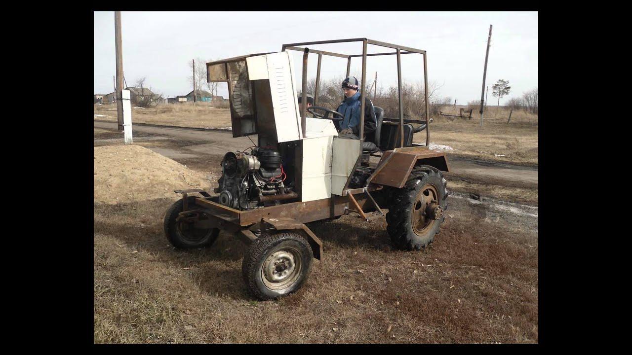 история создания трактора фото