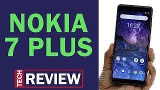 NOKIA 7 PLUS Smartphone: REVIEW| Tech Tak