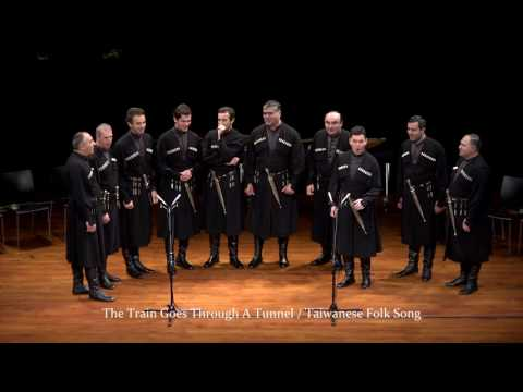 Ensemble Rustavi - Huge Success in Taiwan