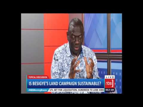 Digesting Uganda's Security and Economic Situation (Dr Kizza Besigye)