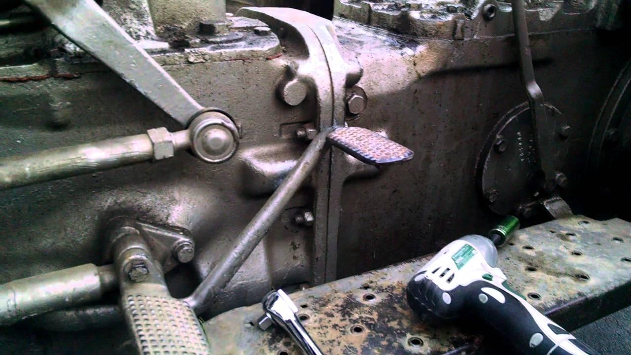 Massey Ferguson 135 Clutch Issues