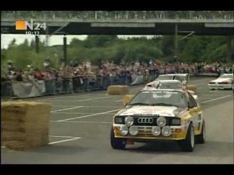 Reportage über den Audi Ur-Quattro