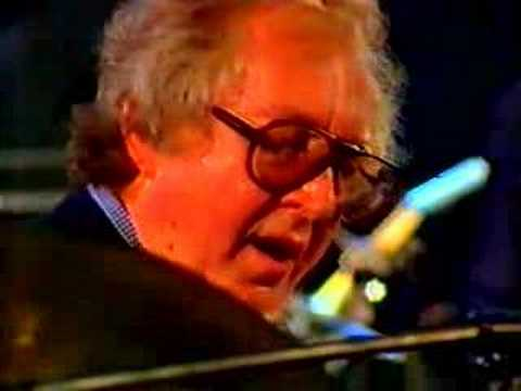 Mel Lewis Jazz Festival Bern 1986 Switzerland