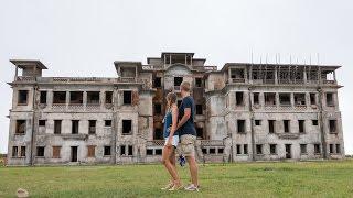 Verlassenes Casino in Kambodscha - Lost Place - Weltreise | VLOG #218