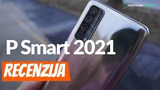 Huawei P Smart 2021 - Recenzija