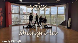 빅스 (VIXX) - 도원경(桃源境) (Shangri-La) dance cover by cheesy8