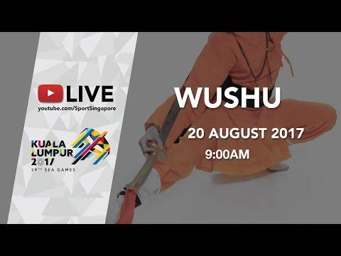 Wushu 武术: Jianshu Gunshu Daohsu Finals | 29th SEA Games 2017