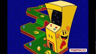 PAC-MAN Arcade Golf mobile game
