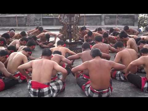 Kecak Dance - Uluwatu - Bali - Indonesia
