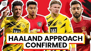 United's Haaland Approach Confirmed! | Stretford Paddock LIVE!