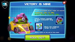 Angry Birds Transformers 2.0 - Victory Is Mine - Day 5 - Featuring Bomb