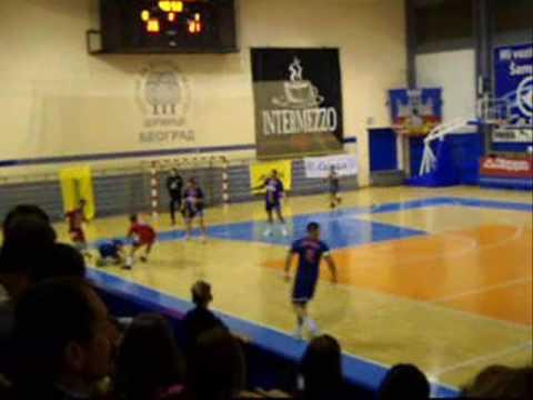 Rukometna Superliga 09/10 (2.kolo): Crvena zvezda - Vojvodina 32:27