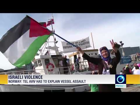 "GAZA AID FLOTILLA: ""Israel Used Excessive Force"""