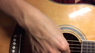 Nỗi nhớ vô hình guitar