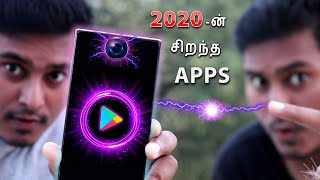 2020 - ன் சிறந்த APPS | TOP 15 AWESOME ANDROID APPS - 2020 | Top 10 Tamil