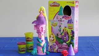 Play-Doh Rapunzel's Garden Tower