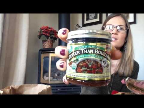 Health food store haul + too expensive to eat healthy???
