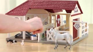 Stablemates Deluxe Animal Hospital