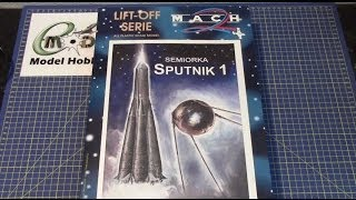 Mach 2 1/72 Sputnik 1 rocket # 011 www.eModels.co.uk
