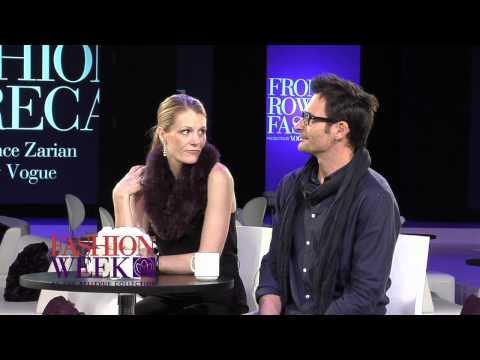 2011 Bellevue Collection Fashion Week - Blogger Interview.mp4