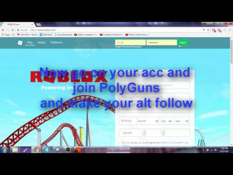 roblox polyguns money script roblox   player