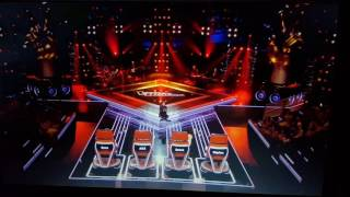 Dwight Dissels the voice of holland reactie jury reaction judges