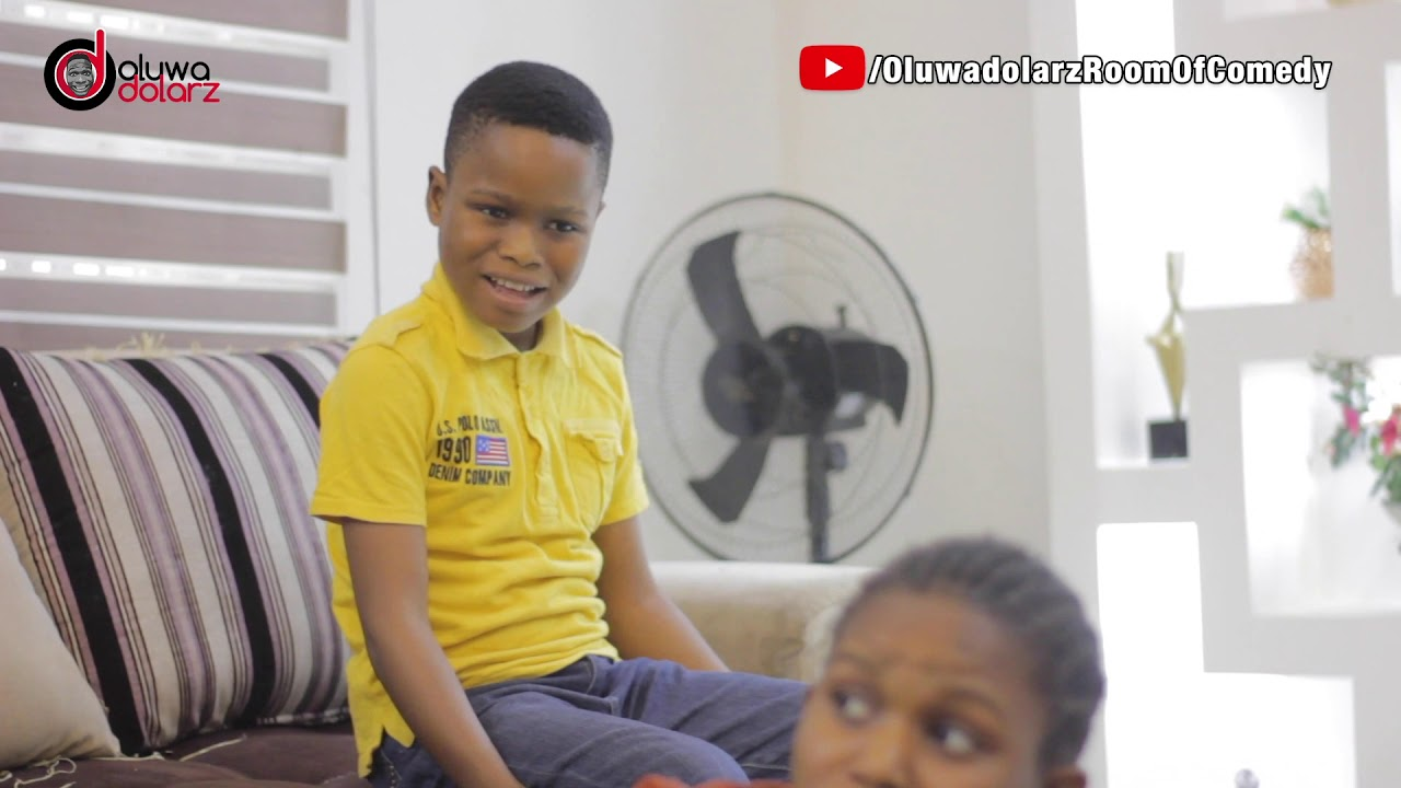Intelligent Tope Was Caught Stealing (Oluwadolarz Room Of Comedy)