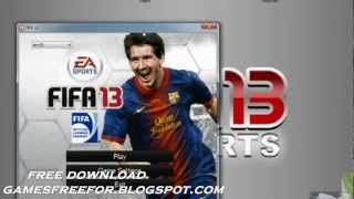 FIFA 13 - FREE Full Download - PC\MAC\Xbox\PSx - FULL Game Version