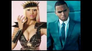 Nicki minaj ft. chris brown - right by my side [lyrics]