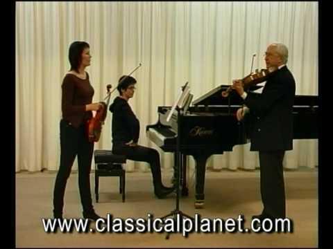 Bruno Giuranna. Johannes Brahms; Sonata for viola and piano in F minor op 120 no. 1;