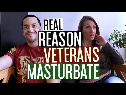 Real Reason Why Veterans Masturbate!
