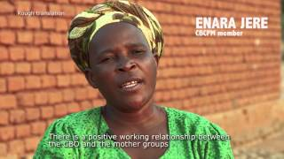 Malawi: Community action on child protection