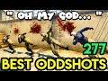 EPIC ACE in 2 CLICKS ! - CS:GO BEST ODDSHOTS #277