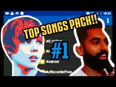 DOWNLOAD TOP SONGS PACK#1(PUNJABI, HINDI AND ENGLISH SONGS)