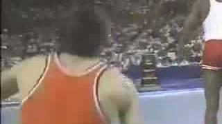 1989 NCAA: Kendall Cross (Okla St) vs Michael Stokes (NC St)