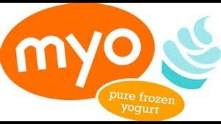 MYO Frozen Yogurt- ROBLOX- I got a job!