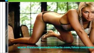 Paris Hilton's Blue Contacts Porno Queen Dirty Rich Ho gets Spanked