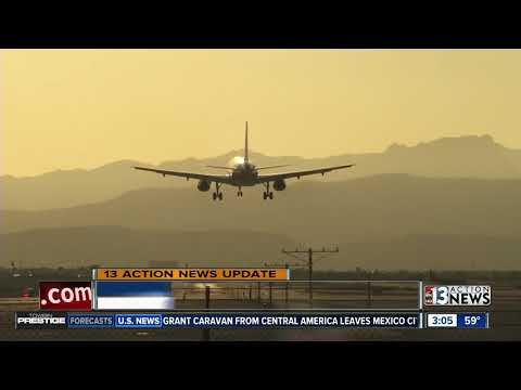 Las Vegas air traffic controller 'incapacitated' no longer employed by FAA