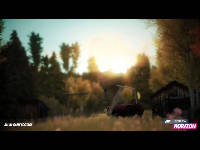 Forza Horizon Rally Pack Expansion Trailer