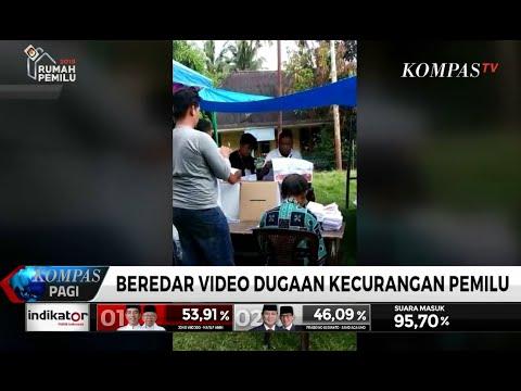 Video Dugaan Kecurangan Pemilu Di Tapanuli Beredar