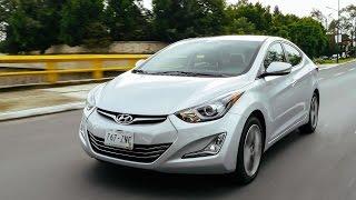 Hyundai Elantra 2015 a prueba Autocosmos