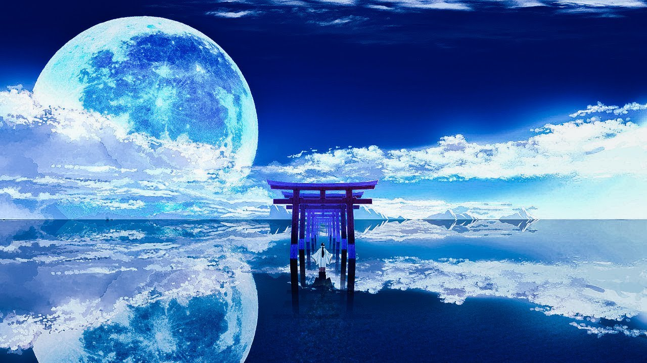 幻想的な世界に浸る、癒しの音楽【心を癒す睡眠BGM】