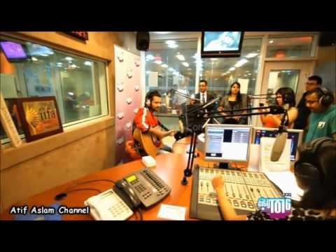 Atif Aslam Live unplugged - Put together by  Rahul...