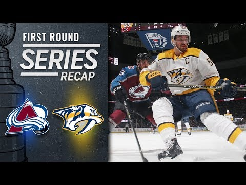 Predators hold off Avalanche to advance in playoffs