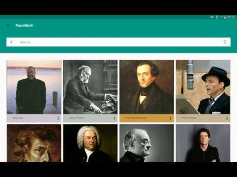 MuseBook - free sheet music for Android